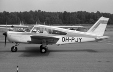Aircraft Photo of OH-PJY | Piper PA-28-140 Cherokee B | AirHistory.net #328202