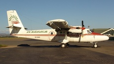 Aircraft Photo of 5R-MGD | De Havilland Canada DHC-6-300 Twin Otter | Air Madagascar | AirHistory.net #330004
