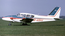 Aircraft Photo of G-ASHV | Piper PA-23-250 Aztec B | AirHistory.net #330103