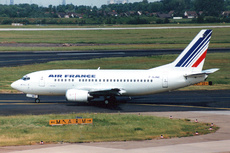 Aircraft Photo of F-GJNE | Boeing 737-528 | Air France | AirHistory.net #330847