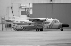 Aircraft Photo of SE-KVG | CASA C-212-200M Aviocar | Kustbevakning - Swedish Coastguard | AirHistory.net #332241