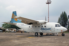 Aircraft Photo of PK-NCU | IPTN NC-212-200 Aviocar | Merpati Nusantara Airlines | AirHistory.net #332521