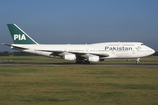 Aircraft Photo of AP-BFY | Boeing 747-367 | Pakistan International Airlines - PIA | AirHistory.net #334063