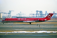 Aircraft Photo of N801NY | McDonnell Douglas MD-82 (DC-9-82) | New York Air | AirHistory.net #335467
