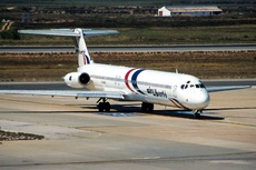 Aircraft Photo of F-GHHP | McDonnell Douglas MD-83 (DC-9-83) | Air Liberté | AirHistory.net #335675