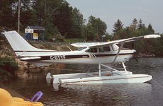 Aircraft Photo of C-GTYF | Cessna 182Q Skylane II | AirHistory.net #340114