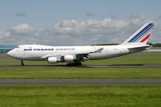 Aircraft Photo of F-GIUA | Boeing 747-428F/ER/SCD | Air France Cargo | AirHistory.net #340103