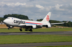 Aircraft Photo of LX-FCV | Boeing 747-4R7F/SCD | Cargolux | AirHistory.net #340113