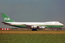 Aircraft Photo of AP-BAK | Boeing 747-240BM | Pakistan International Airlines - PIA | AirHistory.net #342123