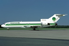 Aircraft Photo of D-AHLN | Boeing 727-81 | Germania | AirHistory.net #344756