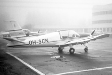 Aircraft Photo of OH-SCN | Socata MS-880B Rallye Club | AirHistory.net #346846