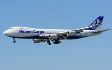 Aircraft Photo of JA16KZ | Boeing 747-8KZF/SCD | Nippon Cargo Airlines - NCA | AirHistory.net #350114