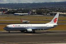 Aircraft Photo of B-5431 | Boeing 737-86N | Air China | AirHistory.net #350386