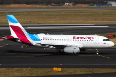Aircraft Photo of OE-LYW | Airbus A319-132 | Eurowings | AirHistory.net #352486