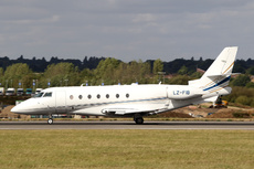 Aircraft Photo of LZ-FIB | Gulfstream Aerospace G200 | AirHistory.net #352715