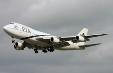 Aircraft Photo of AP-BAT | Boeing 747-240BM | Pakistan International Airlines - PIA | AirHistory.net #353000