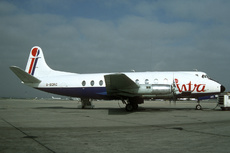 Aircraft Photo of G-BDRC | Vickers 724 Viscount | Intra Airways | AirHistory.net #354069