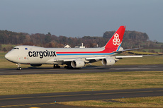 Aircraft Photo of LX-VCK | Boeing 747-8R7F/SCD | Cargolux | AirHistory.net #354340