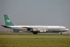 Aircraft Photo of AP-AWY | Boeing 707-340C | Pakistan International Airlines - PIA | AirHistory.net #355695