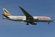 Aircraft Photo of ET-AOS | Boeing 787-8 Dreamliner | Ethiopian Airlines | AirHistory.net #355861
