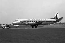 Aircraft Photo of F-BGNU | Vickers 708 Viscount | Air France | AirHistory.net #357366