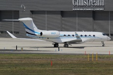 Aircraft Photo of N5CP | Gulfstream Aerospace G650ER (G-VI) | AirHistory.net #356890