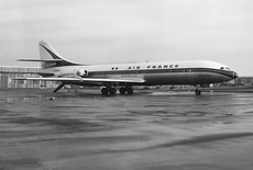 Aircraft Photo of F-BHRU | Sud SE-210 Caravelle III | Air France | AirHistory.net #356894