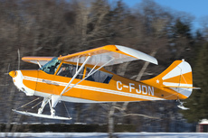 Aircraft Photo of C-FJDN | Aeronca 7CCM | AirHistory.net #359437