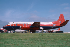 Aircraft Photo of XT575 | Vickers 837 Viscount | UK - Air Force | AirHistory.net #359754