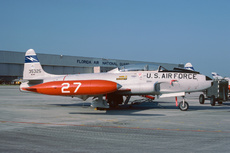 Aircraft Photo of 53-5325 / 35325 | Lockheed T-33A | USA - Air Force | AirHistory.net #359764