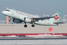 Aircraft Photo of C-FZUJ | Airbus A319-114 | Air Canada | AirHistory.net #360616