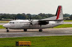 Aircraft Photo of OO-VLI | Fokker 50 | CityJet | AirHistory.net #360668