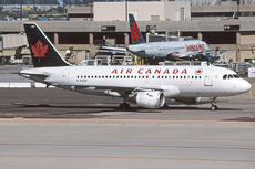 Aircraft Photo of C-FZUG | Airbus A319-114 | Air Canada | AirHistory.net #362346