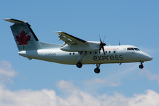 Aircraft Photo of C-FPON | De Havilland Canada DHC-8-102 Dash 8 | Air Canada Express | AirHistory.net #362684