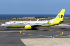 Aircraft Photo of HL8012 | Boeing 737-8SH | Jin Air | AirHistory.net #362649