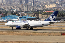 Aircraft Photo of EP-MDL | Airbus A310-325 | Iran Air Tours | AirHistory.net #362697
